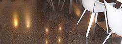 BlingBling gietvloer: Gietvloeren met glitters, kristalglas, parels of kunstdiamanten